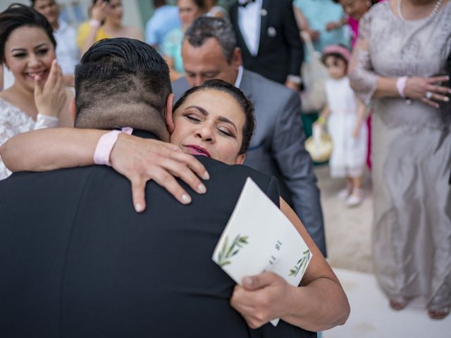 La boda de Jesús y Karina en Cancún, Quintana Roo 80
