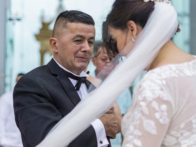 La boda de Jesús y Karina en Cancún, Quintana Roo 81