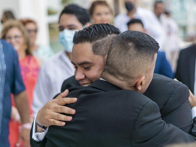 La boda de Jesús y Karina en Cancún, Quintana Roo 82
