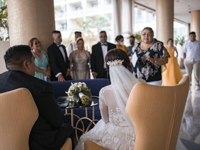 La boda de Jesús y Karina en Cancún, Quintana Roo 83