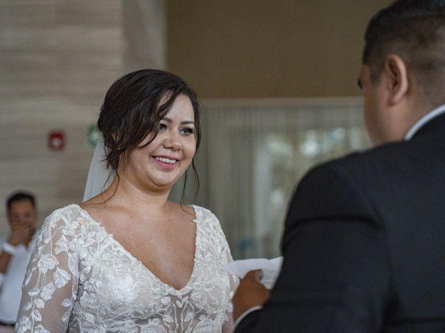 La boda de Jesús y Karina en Cancún, Quintana Roo 85