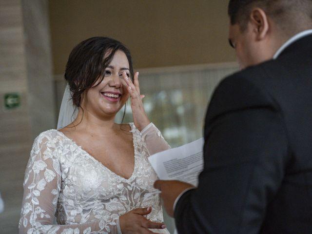 La boda de Jesús y Karina en Cancún, Quintana Roo 86