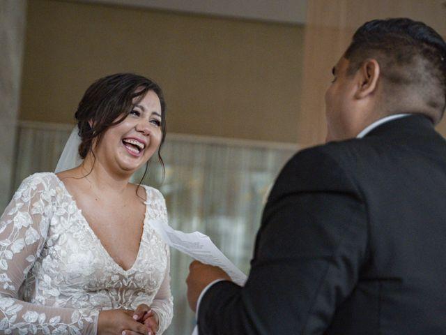 La boda de Jesús y Karina en Cancún, Quintana Roo 87