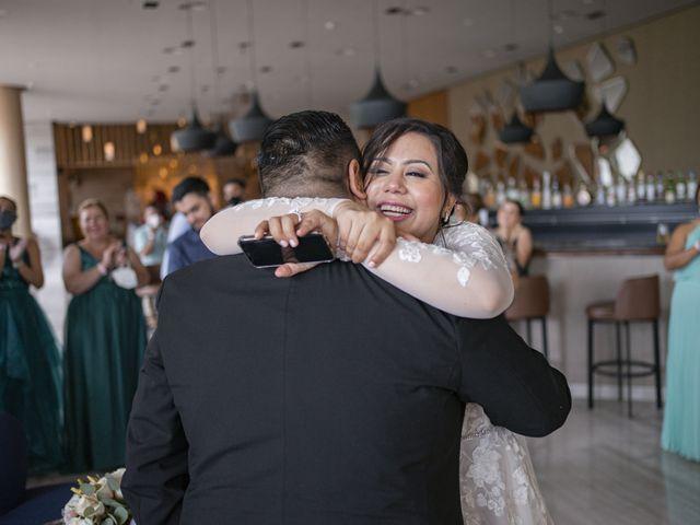 La boda de Jesús y Karina en Cancún, Quintana Roo 88