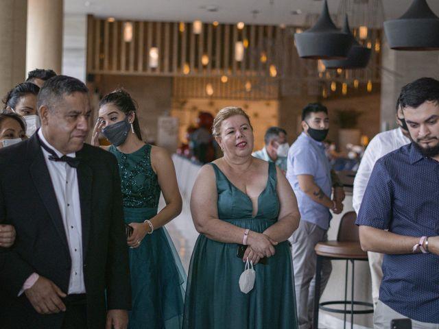 La boda de Jesús y Karina en Cancún, Quintana Roo 89