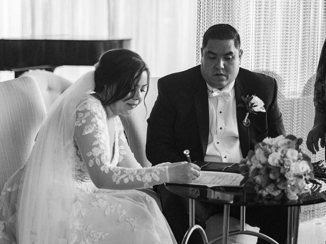 La boda de Jesús y Karina en Cancún, Quintana Roo 90