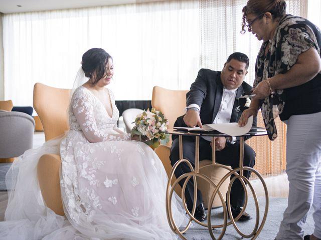 La boda de Jesús y Karina en Cancún, Quintana Roo 92