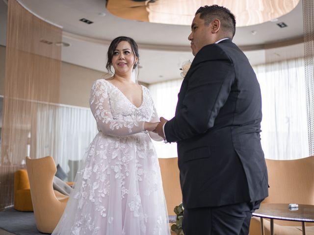 La boda de Jesús y Karina en Cancún, Quintana Roo 94