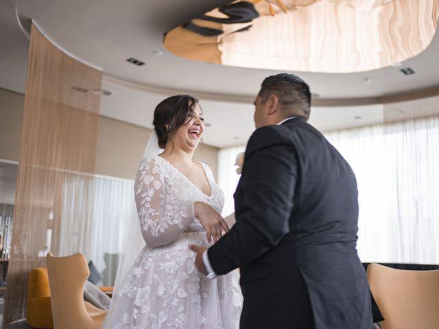 La boda de Jesús y Karina en Cancún, Quintana Roo 95