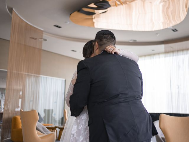 La boda de Jesús y Karina en Cancún, Quintana Roo 96