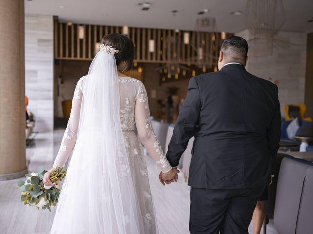 La boda de Jesús y Karina en Cancún, Quintana Roo 98