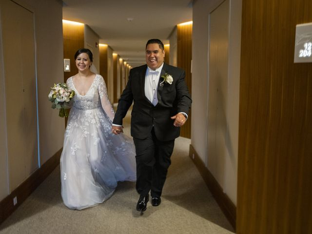 La boda de Jesús y Karina en Cancún, Quintana Roo 100