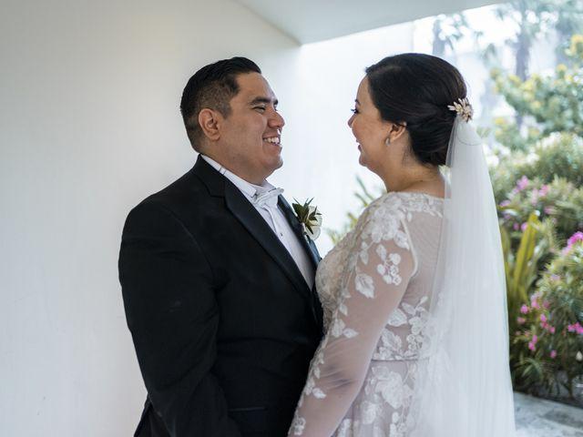 La boda de Jesús y Karina en Cancún, Quintana Roo 105