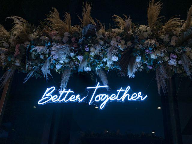 La boda de Jesús y Karina en Cancún, Quintana Roo 112