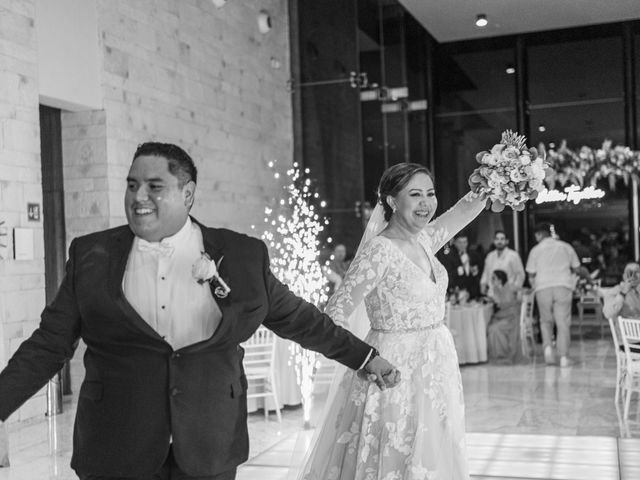 La boda de Jesús y Karina en Cancún, Quintana Roo 113