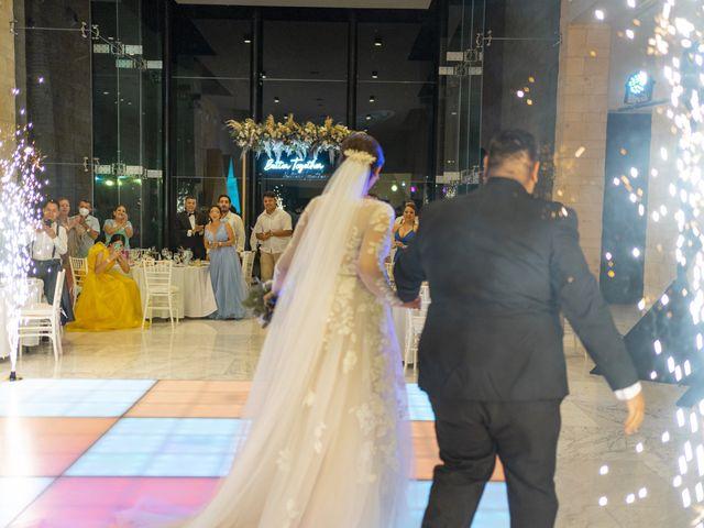 La boda de Jesús y Karina en Cancún, Quintana Roo 114