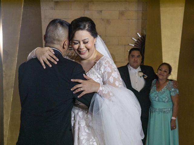 La boda de Jesús y Karina en Cancún, Quintana Roo 118