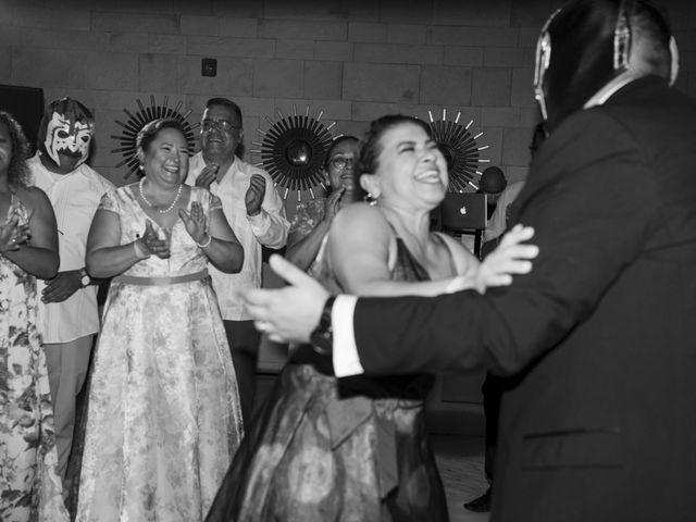La boda de Jesús y Karina en Cancún, Quintana Roo 129