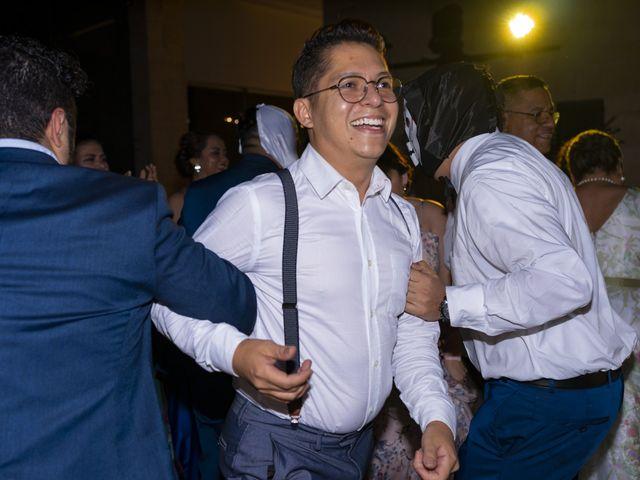 La boda de Jesús y Karina en Cancún, Quintana Roo 131