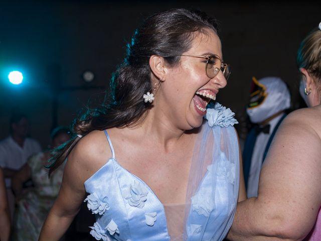 La boda de Jesús y Karina en Cancún, Quintana Roo 132