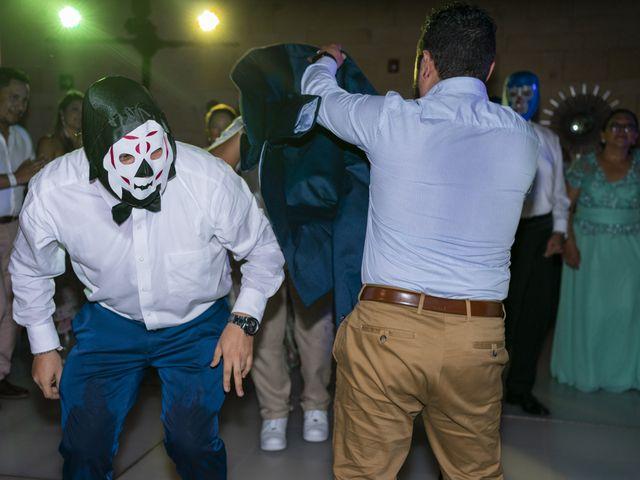 La boda de Jesús y Karina en Cancún, Quintana Roo 133