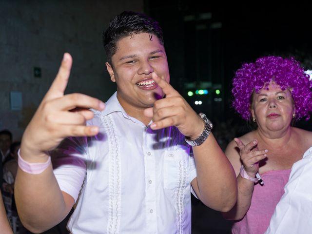 La boda de Jesús y Karina en Cancún, Quintana Roo 136