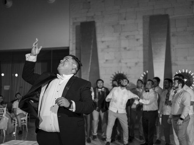 La boda de Jesús y Karina en Cancún, Quintana Roo 144