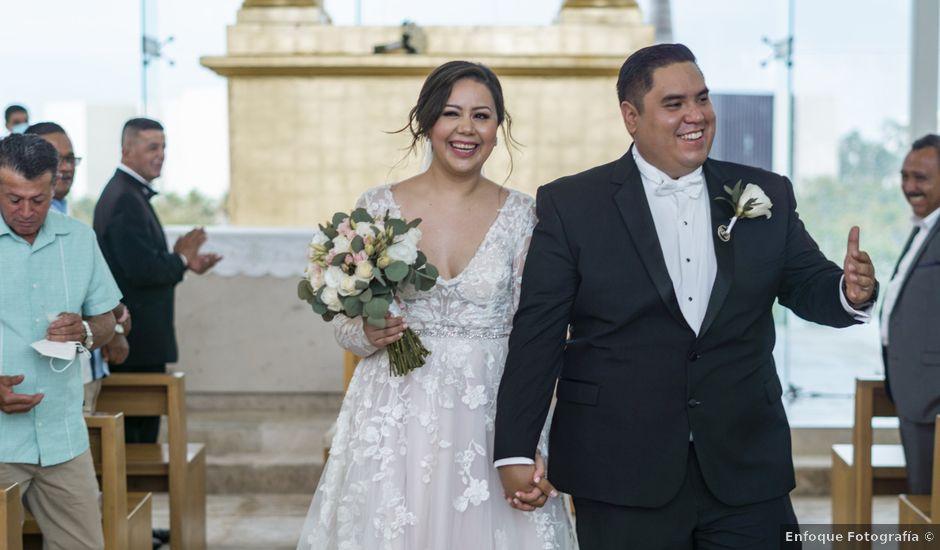 La boda de Jesús y Karina en Cancún, Quintana Roo