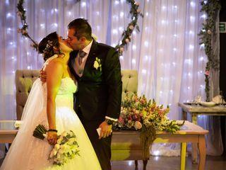 La boda de Ivonne y Marco