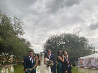 La boda de Lupita y Pablo 2
