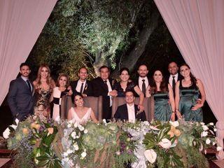 La boda de Lupita y Pablo