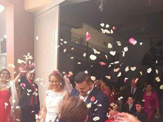 La boda de Anayeli y Martín 2