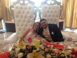 La boda de Anayeli y Martín