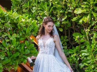 La boda de Tetyana y Andrey 2