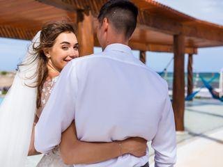 La boda de Tetyana y Andrey 3