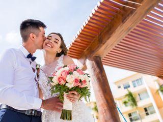 La boda de Tetyana y Andrey 1