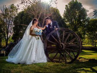 La boda de Arlette y Eduardo
