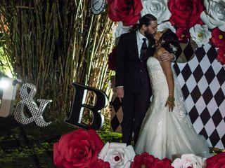 La boda de Jeanine  y Benjamin