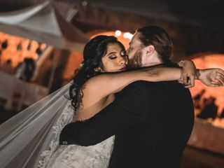 La boda de Jeanine  y Benjamin  2