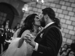 La boda de Jeanine  y Benjamin  3