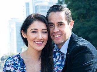 La boda de Areli y Juan 1