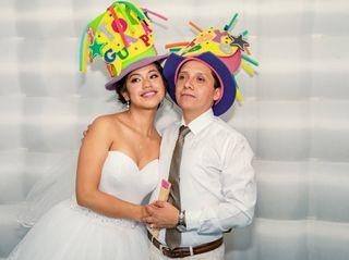 La boda de Alejandra y Alfredo