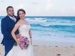 La boda de Anabel y Víctor