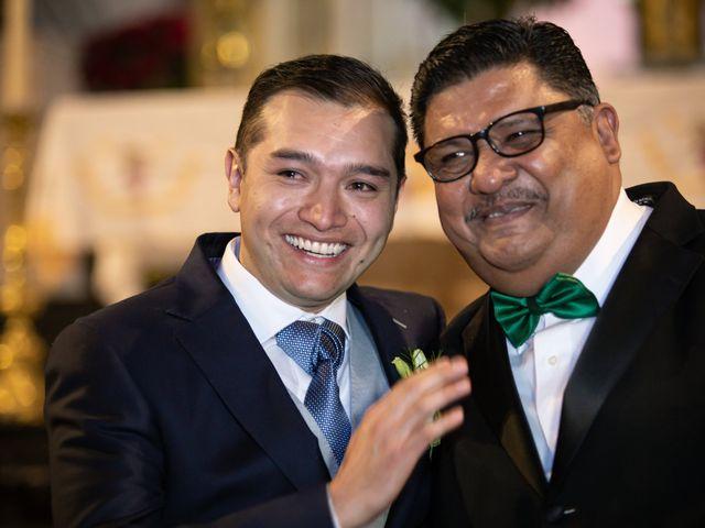 La boda de Marco y Ivonne en Cuauhtémoc, Ciudad de México 8