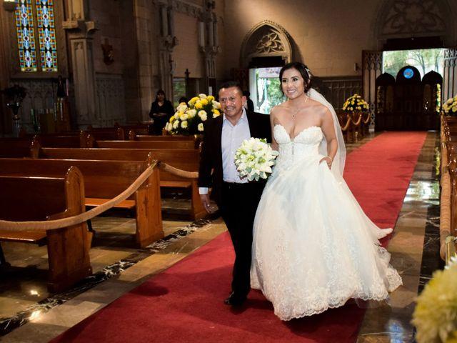 La boda de Marco y Ivonne en Cuauhtémoc, Ciudad de México 9