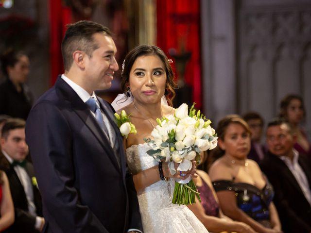 La boda de Marco y Ivonne en Cuauhtémoc, Ciudad de México 10