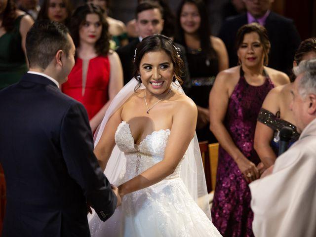 La boda de Marco y Ivonne en Cuauhtémoc, Ciudad de México 11