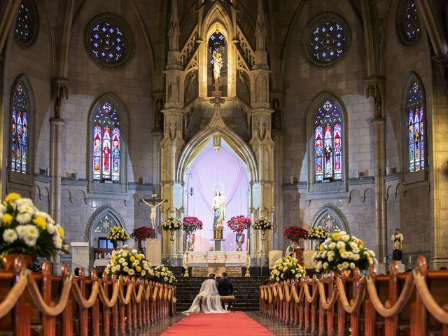 La boda de Marco y Ivonne en Cuauhtémoc, Ciudad de México 13