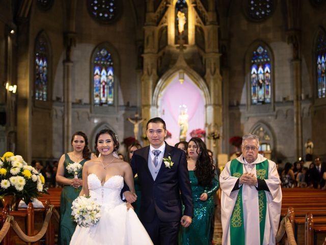 La boda de Marco y Ivonne en Cuauhtémoc, Ciudad de México 18
