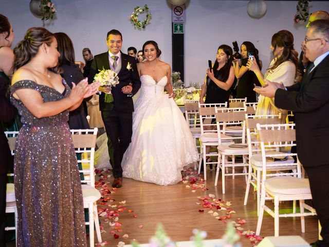 La boda de Marco y Ivonne en Cuauhtémoc, Ciudad de México 23